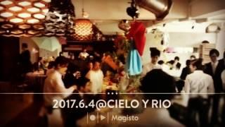 出張PA:2017.06.04.東京、台東区、蔵前のシエロイリオでオペレートさせ...