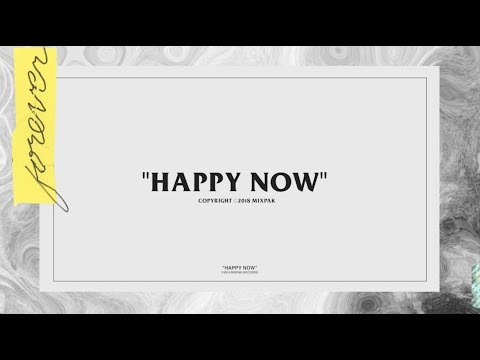 Popcaan - Happy Now (Official Lyric Video)