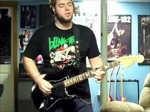 Blink 182 - Disaster (Guitar Cover)