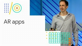 AR-apps: bauen, Durchlaufen, und starten (Google I/O '18)