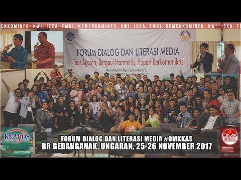 Forum Dialog dan Literasi Media - Semarang