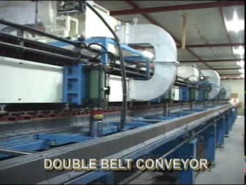 Polyurethane Sandwich Panel Manufacturing Line