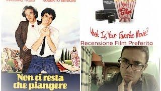 Recensione Non Ci Resta Che Piangere(1984)-Massimo Troisi,Roberto Benigni