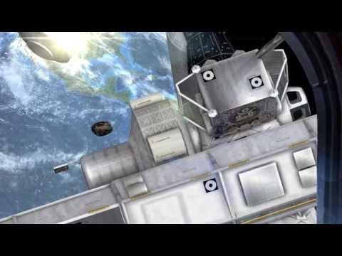 Near Earth Asteroid - VFX Hitfilm