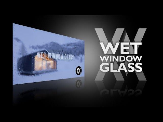 WM Wet Window Glass Titles