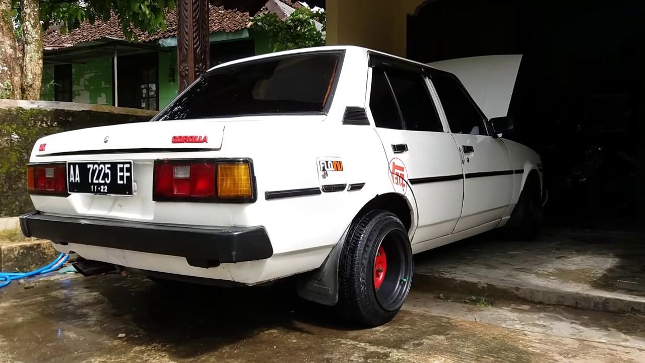 Perlu Tau Kelebihan Corolla Dx 1983 Tdk Kalah Dengan Sedan Tua