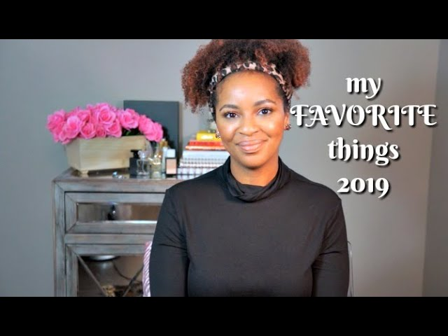 My Favorite Things 2019 | 12 Days of Vlogmas #12