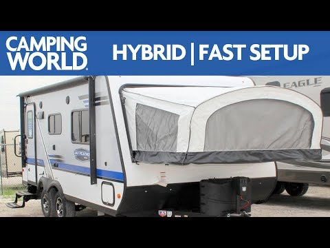 2018 Jayco Jay Feather X19H | Travel Trailer - RV Review: Camping World