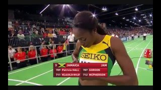 Women's 4x400m Final / USA - World Indoor Championships 2016