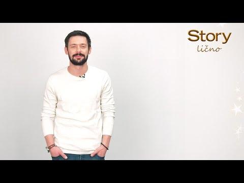 STORY LIČNO - Milan Vasić otkriva: Ovo je moja lepša polovina! (VIDEO)