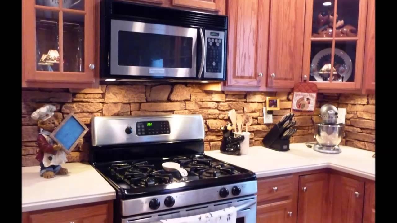 Rivestimento pareti cucina - YouTube