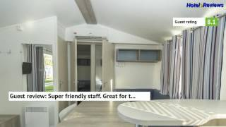Del Garda Village and Camping **** Hotel Review 2017 HD, Peschiera del Garda, Italy