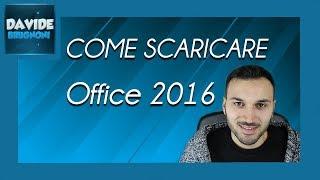 Come Scaricare e Attivare Office 2016 in Italiano Gratis Definitivamente   Davide Brugnoni