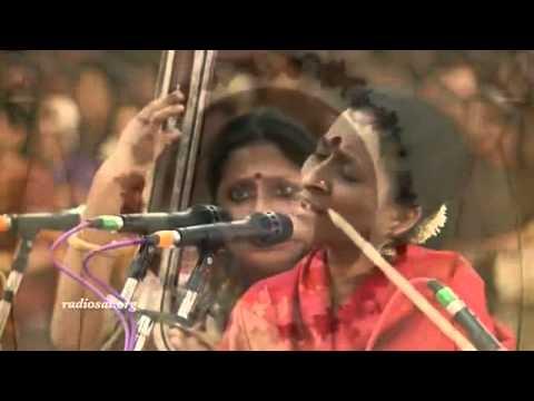 Krishna Nee Begane by Bombay Jeyashree