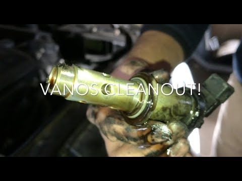 Clean Your BMW VANOS Solenoid // Simple + FAST DIY!