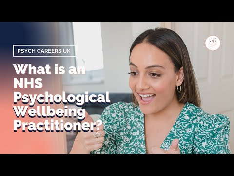 What is a Psychological Well-being Practitioner? | Psych&Strength