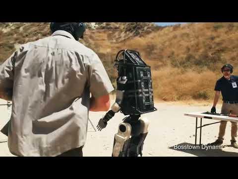 Новый робот делает солдат устаревшим.mp4  Novyy Robot Delayet Soldat Ustarevshim.mp4
