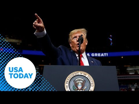President Donald Trump kicks off 2020 re-election campaign in Florida   USA TODAY