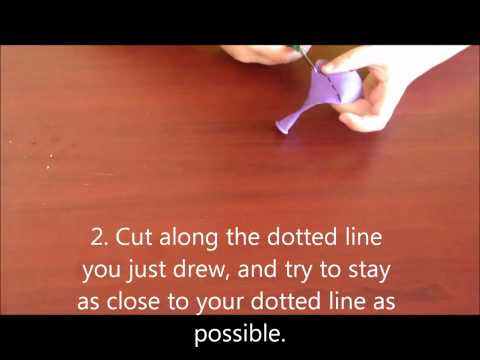 Homemade Stethoscope Tutorial