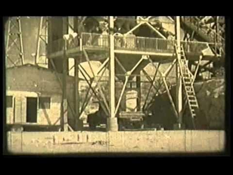 Video raro da construção de Paulo Afonso