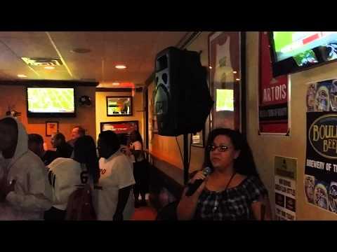 Jts Karaoke Night 11 19   Alicia 3