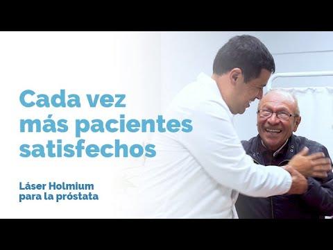 cirugía de próstata con láser brescia youtube