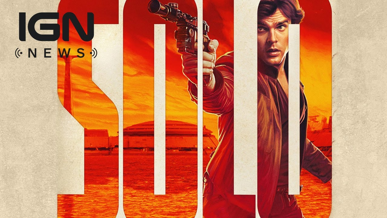 Disney Investigating Alleged Theft Of Solo Poster Designs Ign News