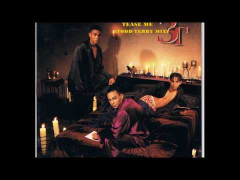 3T - Tease me (Todd Terry Mix)