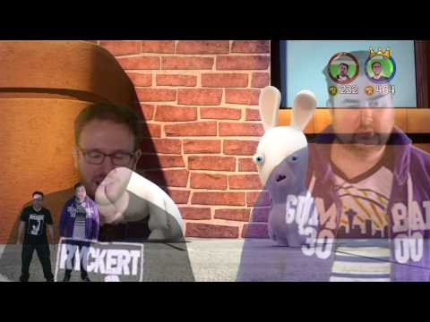 Rabbids Invasion: The Interactive TV Show: Giant Bomb Quick Look