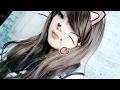 Cosplay schoolgirl makeup   女子学生コスプレメイク (一重メイク) Tutorial - by Pina_yukki 日本語字幕