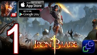 Iron Blade: Medieval Legends RPG Soft Launched Android iOS Gameplay - Part 1
