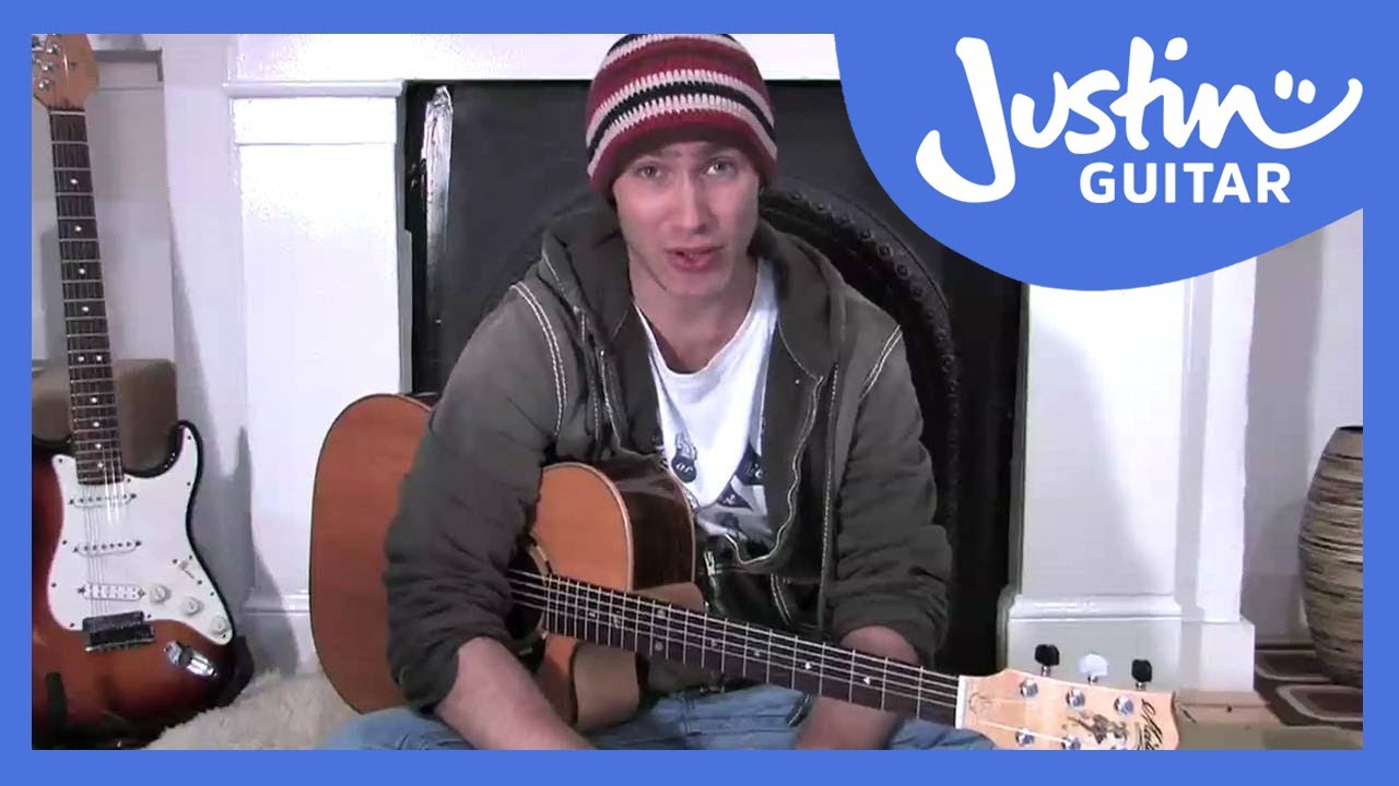 Easy Open Suspended Chords Justinguitar