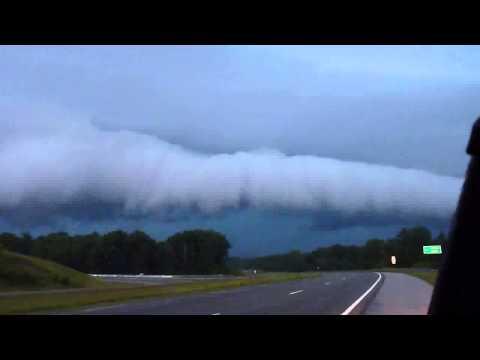 Jamestown TN Storm