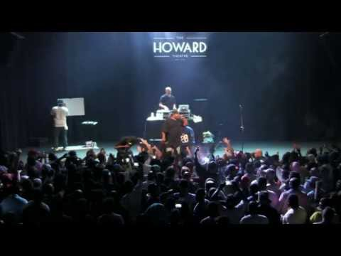 Mind of a Lunatic - Geto Boys - Live at The Howard Theatre