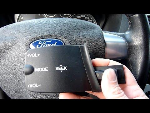 Установка джойстика в Форд Фокус 2