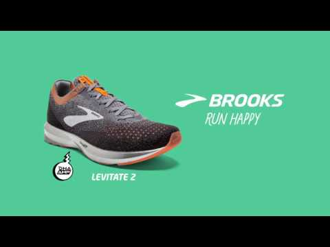 The New Levitate 2 from Brooks Running