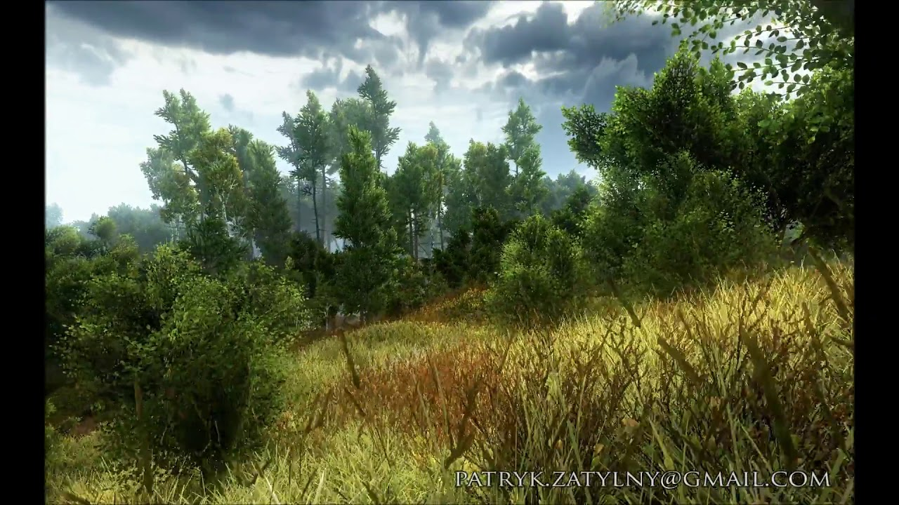 Realistic Nature Pack for Unity 3d free download!