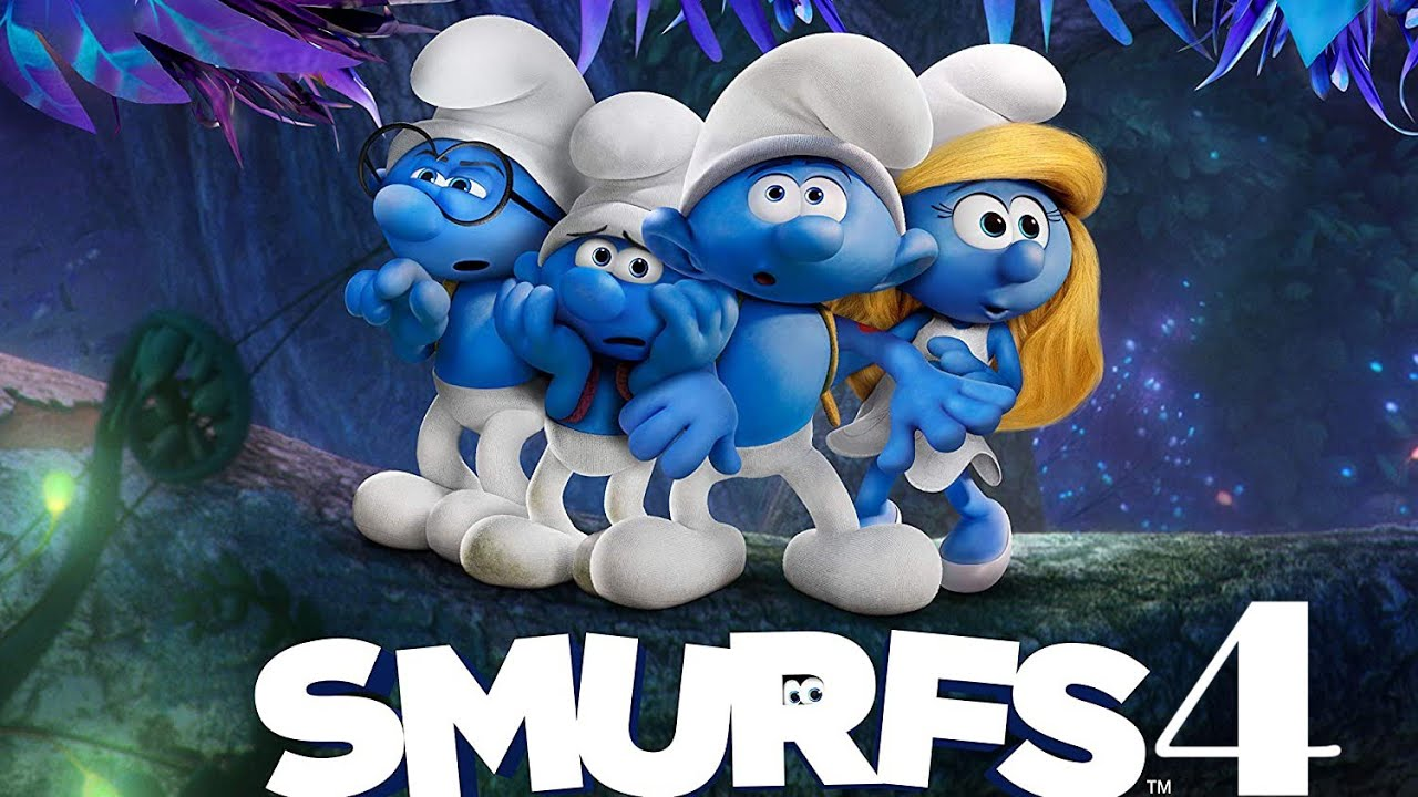 Smurfs 4 2021 Official Trailer Hd Cartoon Movies Urdu And Hindi Audio Dubbad Release Date 2021 Youtube