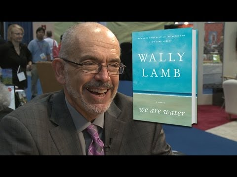 Wally Lamb Discusses His Novel, We Are Water - YouTube