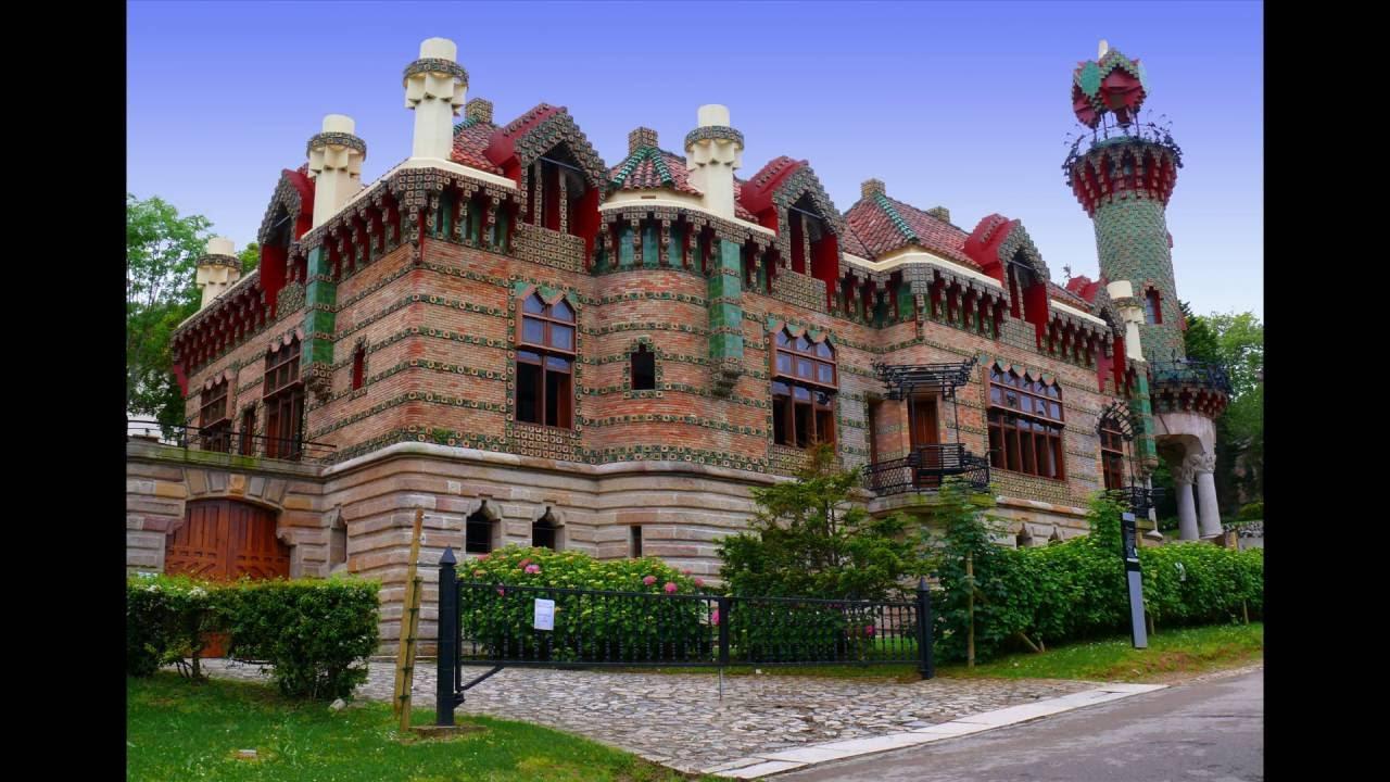 El Capricho de Gaudí - YouTube