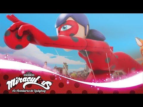 MIRACULOUS 🐞 CATALÍTICA (O Dia dos Heróis - Parte 1) 🐞 As Aventuras de Ladybug