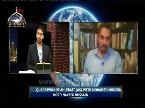 interview  Mohamed Moussa, Host, Naveed Hussain