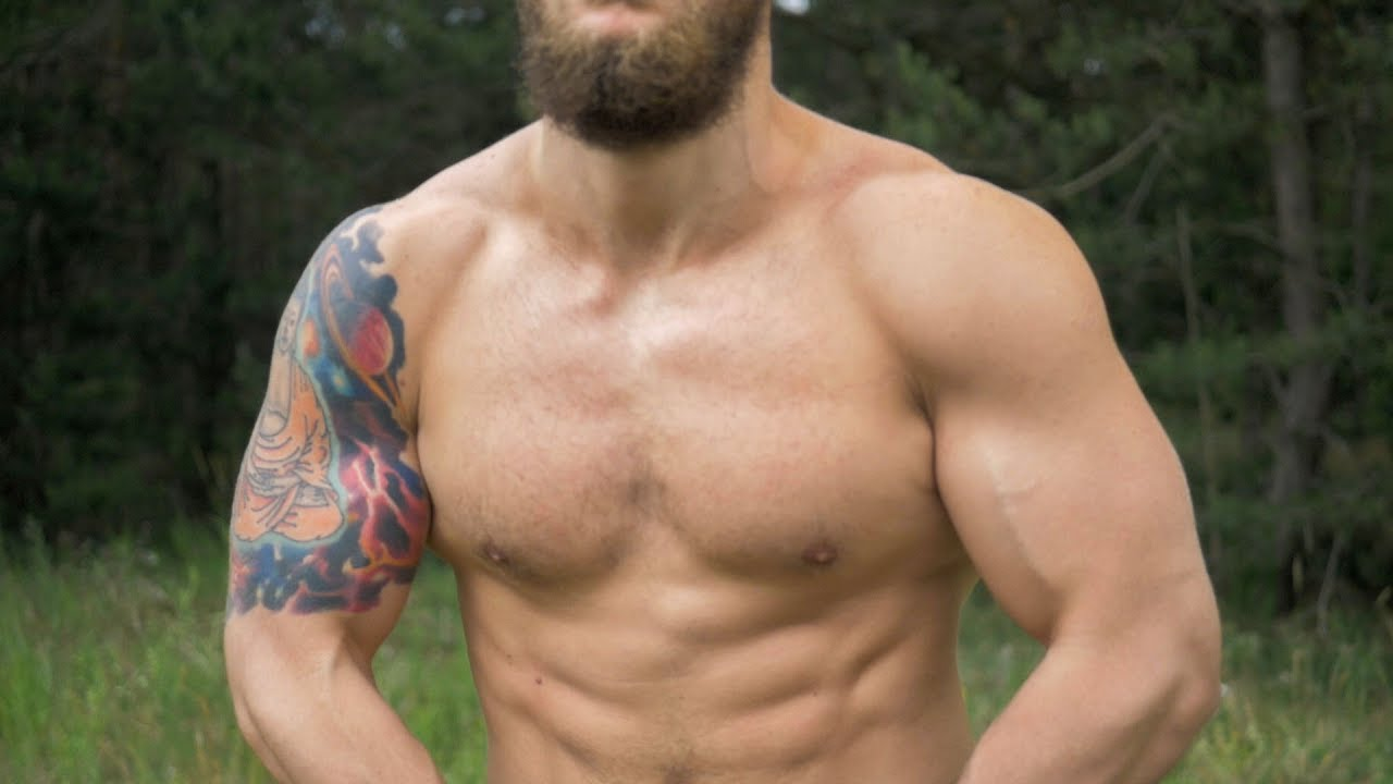 how to get a good chest with push ups