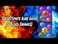 KOF'98 UM OL - The Ultimate Rune Guide (+ Blood Enhance)