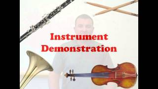 instrument demonstration
