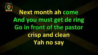 Buju Banton - Browning (Karaoke Version)