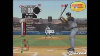 ESPN Major League Baseball Xbox Gameplay_2004_02_17_4