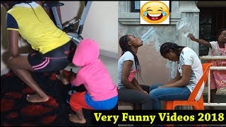 TRY NOT TO LAUGH Funny Pranks Gone Wrong Vines Compilation 2018 Family the Honest comedy