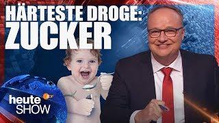 Keine Steuern auf Zucker: Deutschland bleibt süß | heute-show vom 13.04.2018