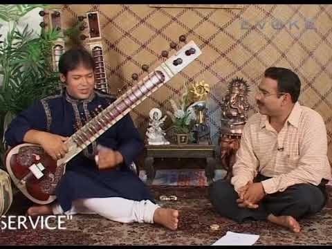 EK MULAKAT  |  PRATEEK CHAUDHURI  INDIAN CLASSICAL SITARIST OF THE SENIA GHARANA  |  MUSICAL ARTIST